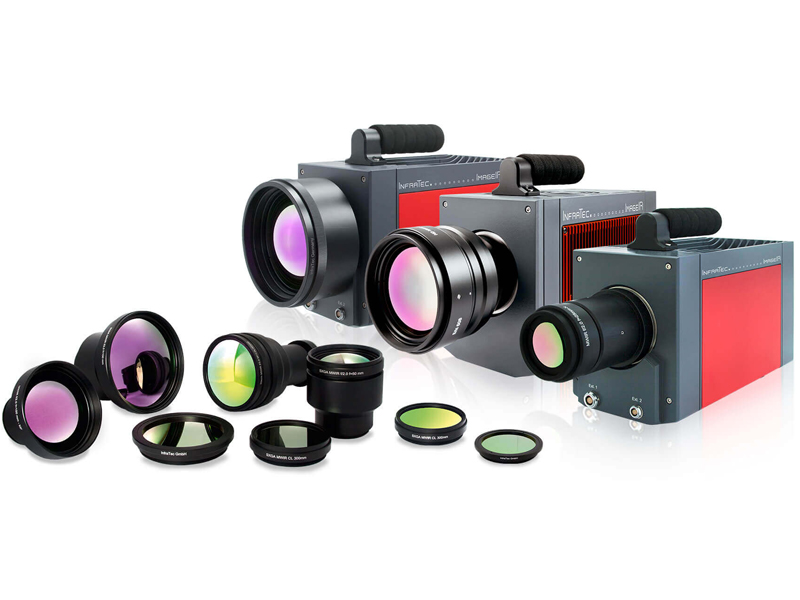 Cameras Infrared Cameras - Larger Infratec