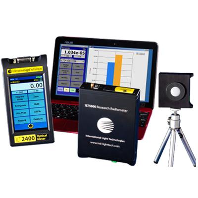 International Light Light Meter Calibration Services
