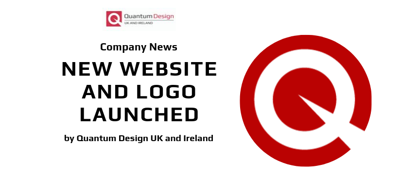 Quantum Design UK and Ireland Launches New Logo and Website