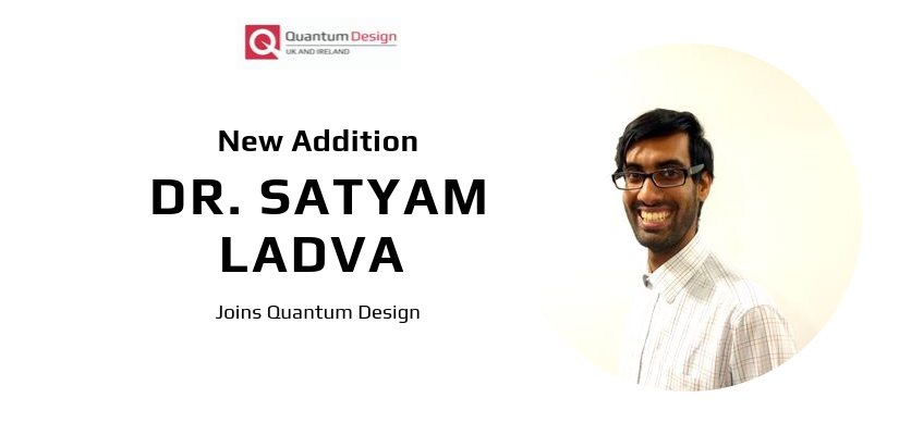 New Addition to the Quantum Design Team