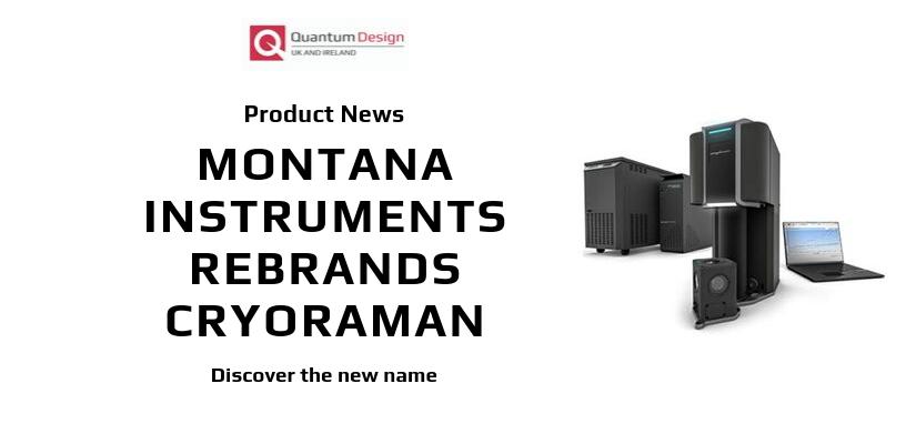 Montana Instruments Rebrands CryoRaman