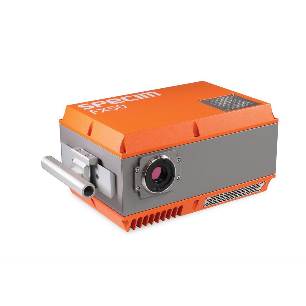 Specim FX50 hyperspectral camera