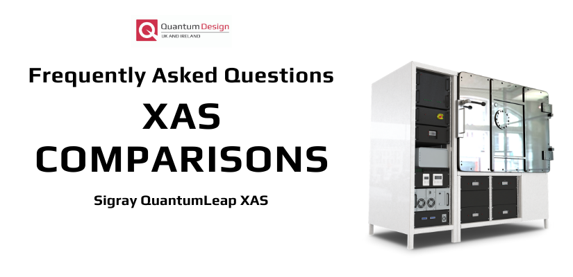 QuantumLeap XAS Comparisons Frequently Asked Questions