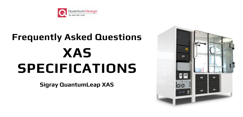 QuantumLeap XAS Specifications Frequently Asked Questions