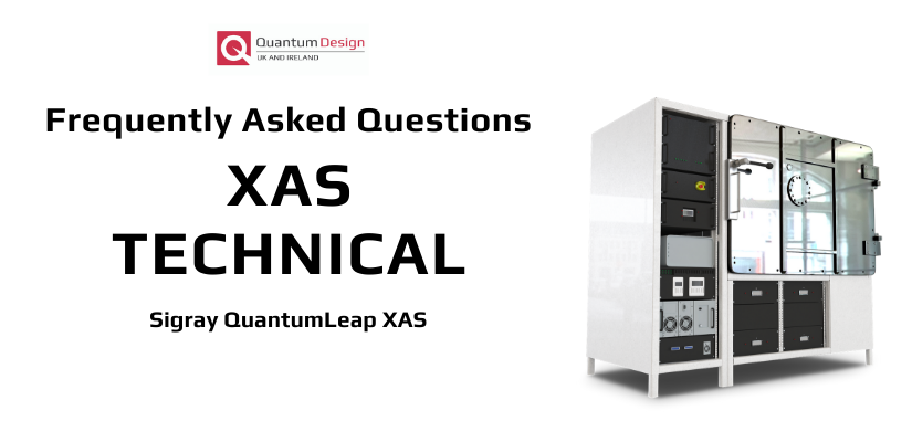 QuantumLeap XAS Technical Frequently Asked Questions