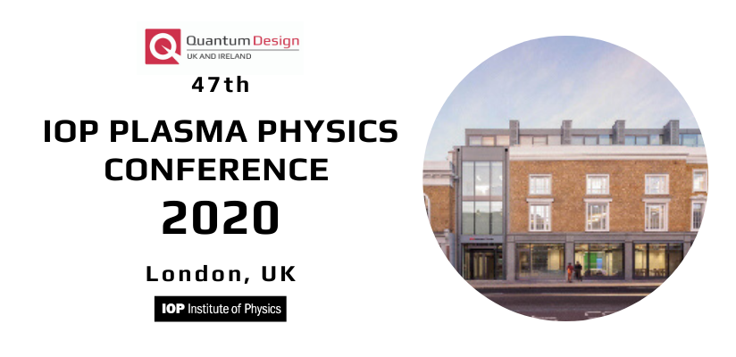47th IOP Plasma Physics Conference 🗓 🗺
