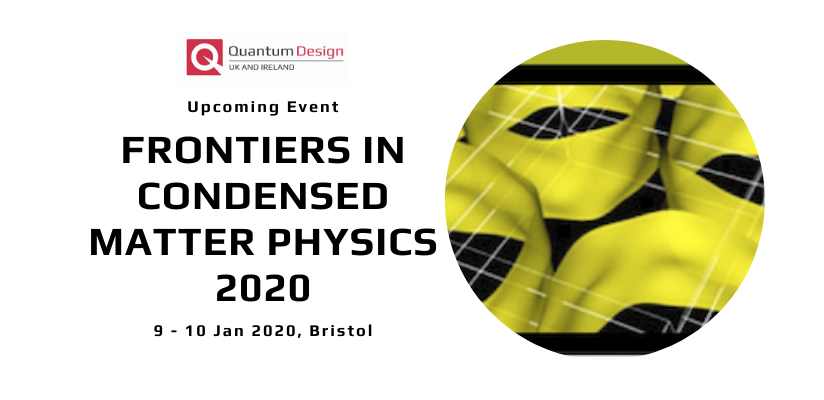 Frontiers in Condensed Matter Physics 2020