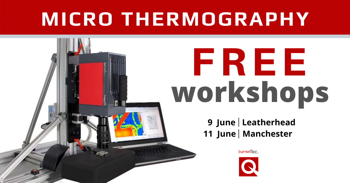 Micro Thermography InfraTec Workshop 2020 🗓