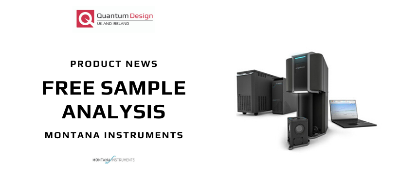 Free Sample Analysis Available – Closed Cycle Optical Cryostat