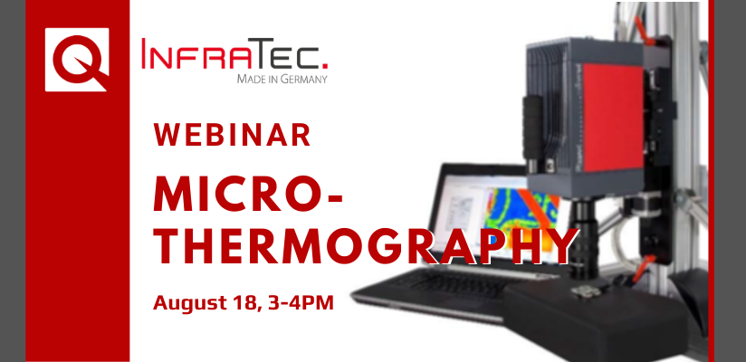 Microthermography webinar Aug 18