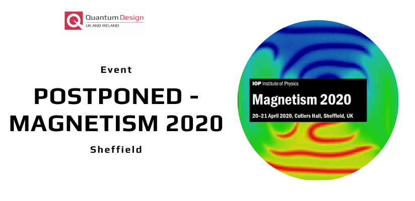 Postponed: Magnetism 2020