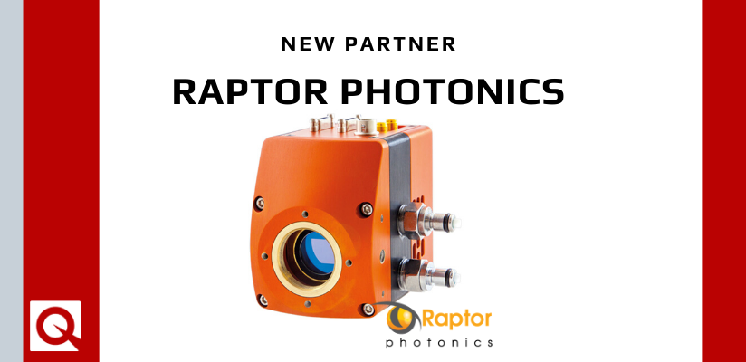 NEW Partner! Raptor Photonics
