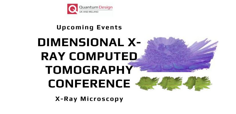 Dimensional X-ray Computed Tomography Conference 🗓 🗺