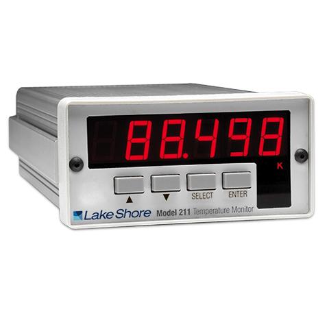 211 Temperature Monitor