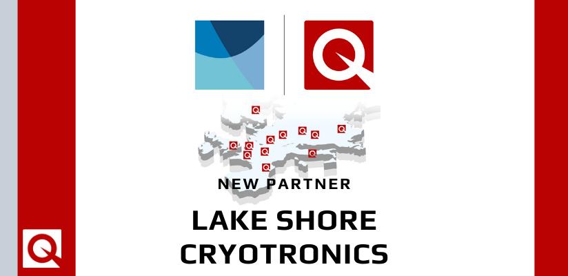 New Partner - Lake Shore Cryotronics