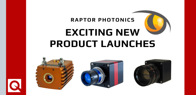 Sneak Peak: Latest Raptor Photonics Products