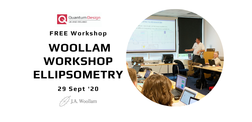20th Annual Woollam Workshop 🗓