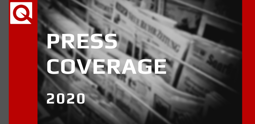 Press Coverage 2020