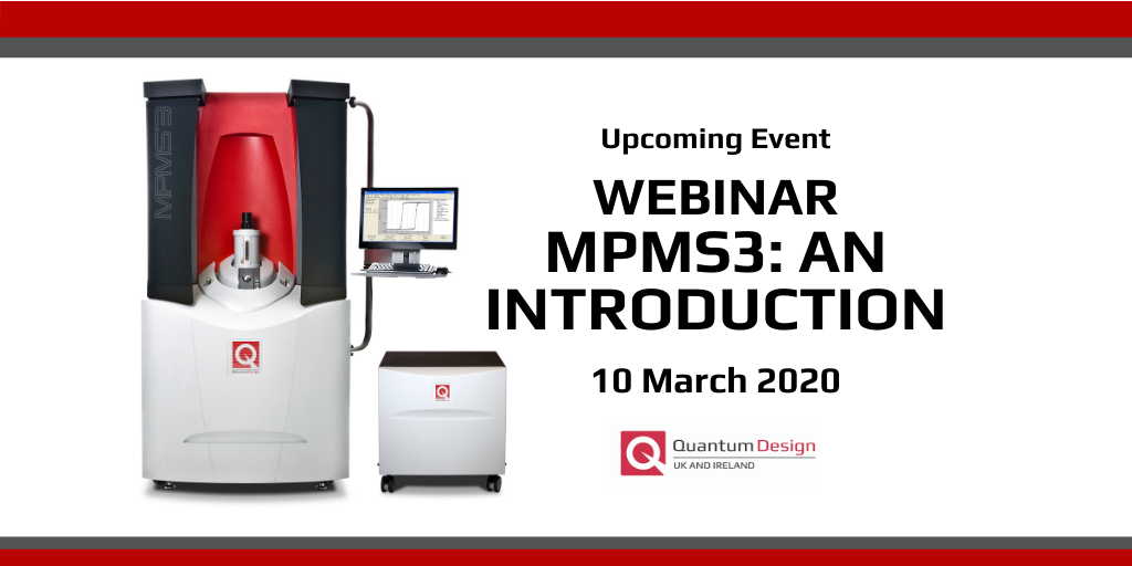 WATCH NOW: Webinar – MPMS3: An Introduction 🗓