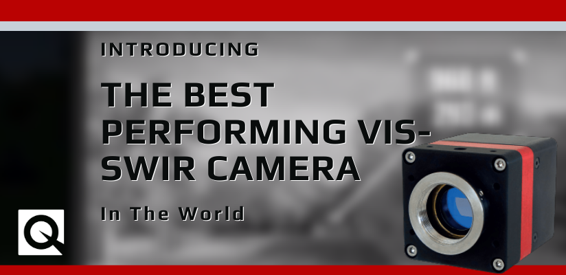 The best performing VIS-SWIR camera in the World!
