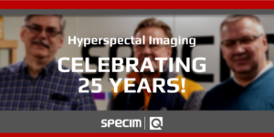 Specim Looks Back at 25 Years