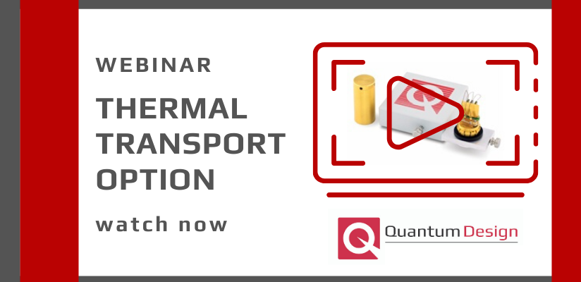 Thermal Transport Option Webinar