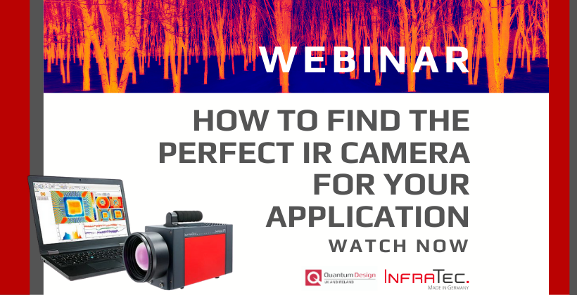 Watch Now | How to Find the Perfect IR Camera for your Application