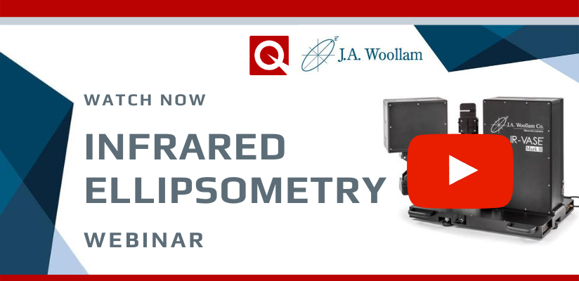 Watch Now: Infrared Ellipsometry Webinar