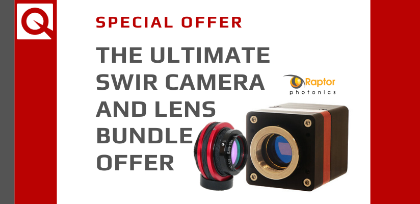 The Ultimate SWIR Camera and Lens Bundle Offer – now extended to 31 July 2020 !