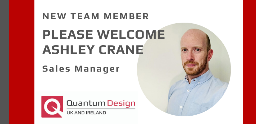 New Sales Manager Ashley Crane Joins QDUKI
