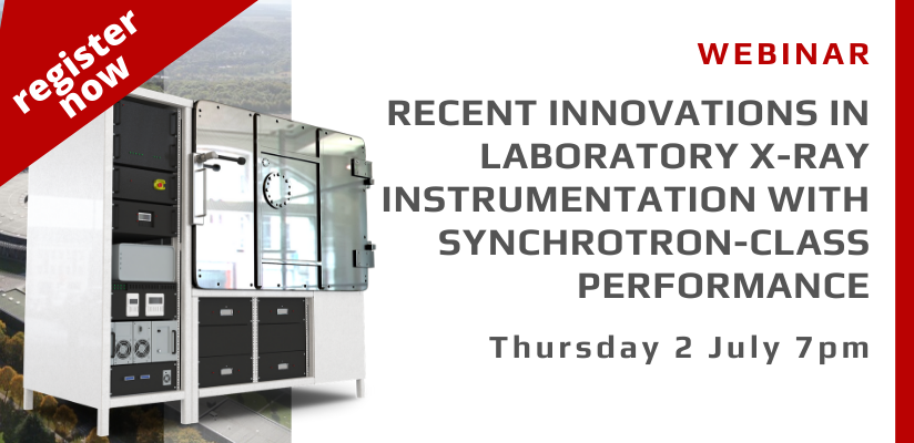 Recent Innovations in Laboratory X-ray Instrumentation with Synchrotron-class Performance 🗓