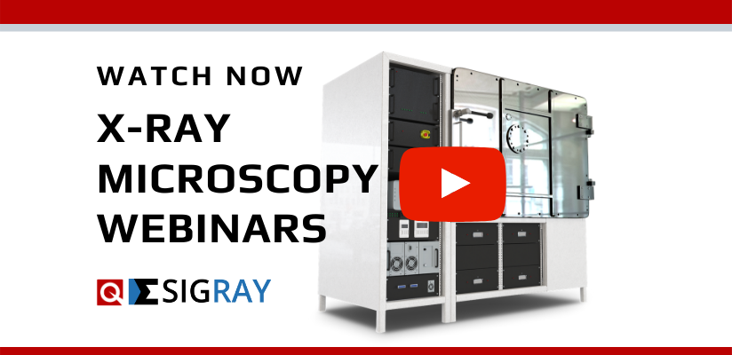 X-Ray Microscopy Webinar Round Up