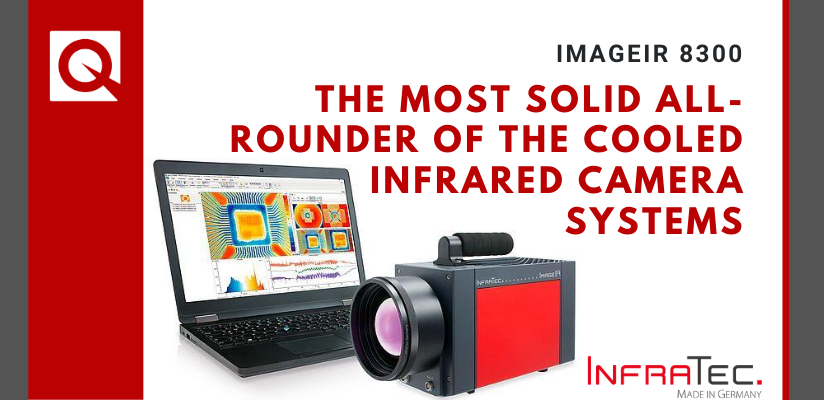 Image 8300 - the most solid all-rounder of the cooled infrared camera systems