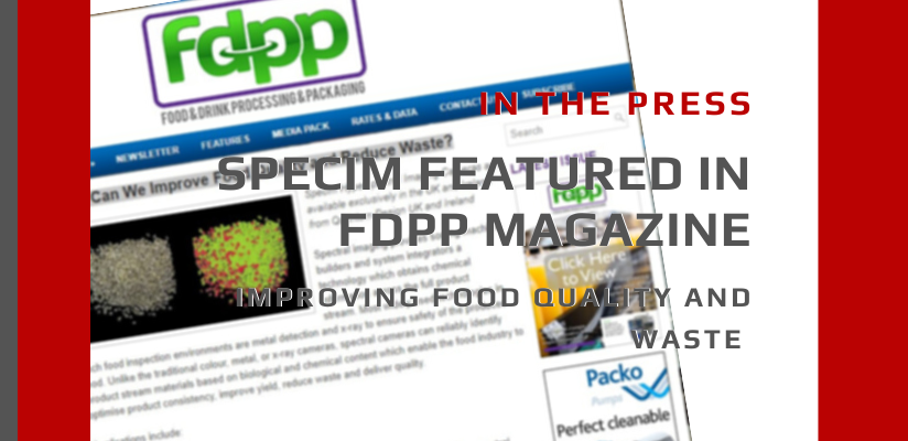 Specim Featured in FDPP Magazine Online