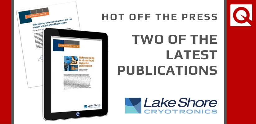 Two New Publications from Lake Shore