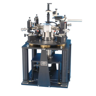 Cryogen-free series probe stations