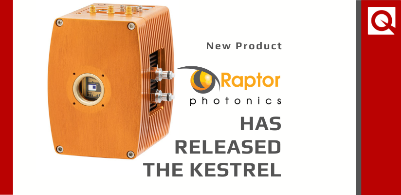 Raptor Photonics Has Released the Kestrel