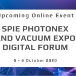 SPIE Photonex and Vacuum Expo