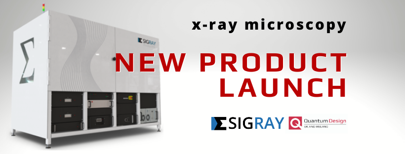 New Product Launch: Award-winning 3D X-Ray Microscope