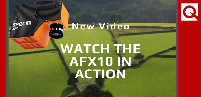 Watch the Specim AFX10 in Action