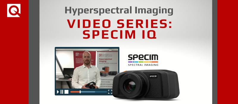 Specim IQ Basics Videos