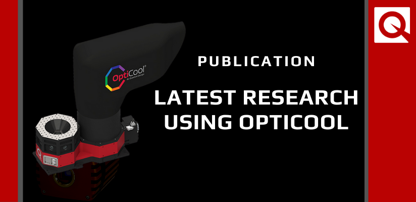 PUBLICATION:  Latest research developments using the OptiCool