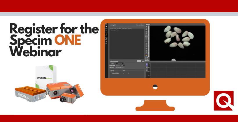 Webinar:  Introducing SpecimONE spectral imaging platform