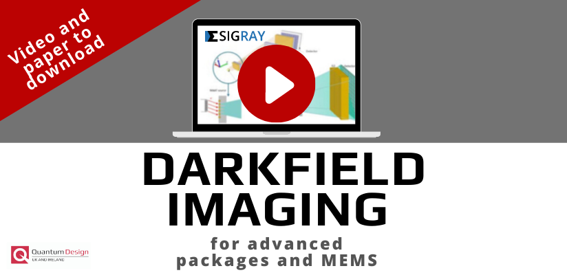 Sigray: Darkfield Imaging for Advanced Packages and MEMS