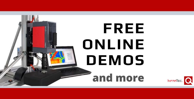 Infratec Online Demos