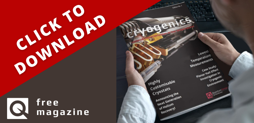 QDUKI Cryogenics Magazine free to download