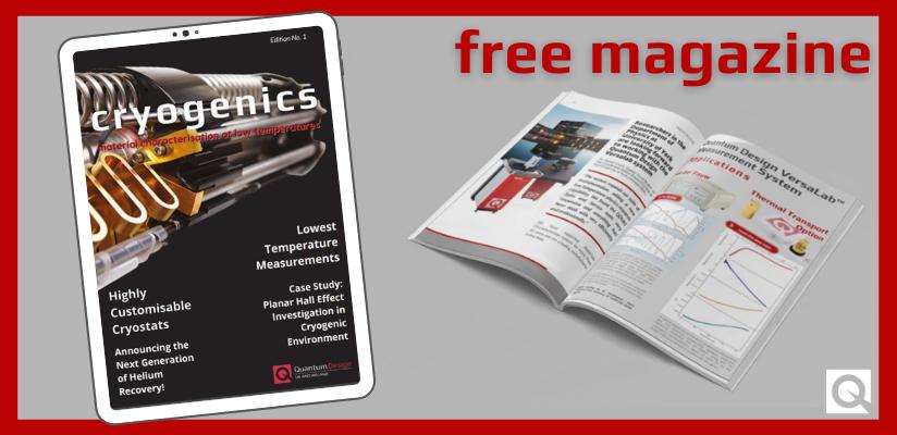 Cryogenics Magazine QDUKI Edition 1