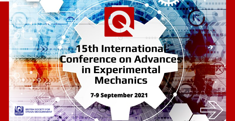 15th International Conference on Advances in Experimental Mechanics 🗓