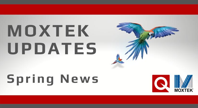 Spring News from Moxtek
