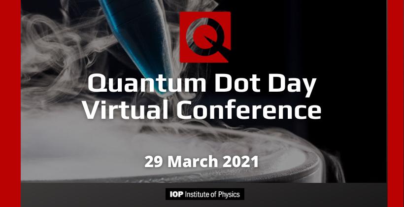 Quantum Dot Day 2021 🗓